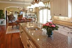 Marvelous Quartz Kitchen Countertops With Natural Wood Kitchen Floor Also Vintage Style Kitchen Lighting Fixture from Kitchen Design - Ideas and Picture Cleaning Granite Countertops, Kitchen Countertop Options, Quartz Kitchen Countertops, Granite Kitchen, Kitchen Flooring, New Kitchen, Clean Granite, Kitchen Ideas, Kitchen Cabinets