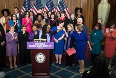 For a quarter-century, supporters and detractors have argued over the law, which is aimed at protecting victims of domestic abuse. Turning 25, Native American Children, Republican Leaders, Victim Blaming, Violent Crime, Civil Rights, Family Photos, Acting, Legal System
