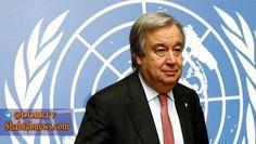 دبیر کل سازمان ملل: بحران فعلی در شبهجزیره کره به تهدیدی برای امنیت جهانی تبدیل شده که سالها سابقه نداشتهاست http://ift.tt/2eQa7p8  #در_تی_وی را در تلگرام دنبال کنید  @DORRTV #دبير #كل #سازمان #ملل #بحران #فعلي #شبه#جزيره #تهديد #امنيت #جهاني #تبديل