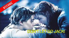 Rose says goodbye to Jack in James Cameron's Titanic