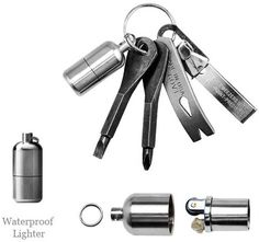 Pocket Tool Kit - could come in handy!