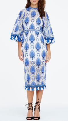 alice McCALL   Memphis Dress Blue - alice McCALL