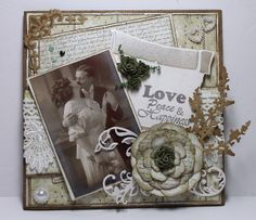 6002/0156 Noor! Design Stans Floral Flourishes door Ineke Bezemer