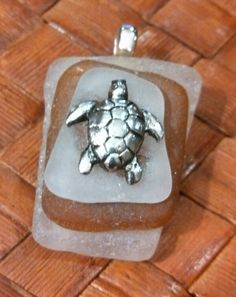 Turtle Sea Glass