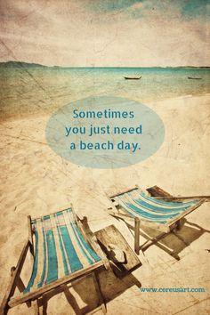 Beach Sayings Created by CereusArt CereusArt
