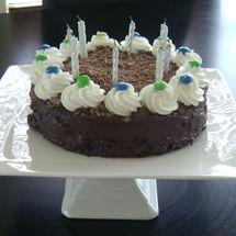 Best chocolate cake!