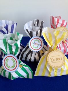 You are In Good Company: GOOD LOOKS - Olympic Party Favours