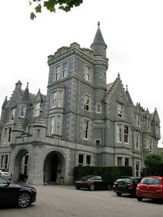 Ardoe House Hotel, near Aberdeen Glasgow, Edinburgh, Aberdeen Scotland, Country Hotel, Kingdom Of Great Britain, Great Vacations, Family History, Barcelona Cathedral, Wander