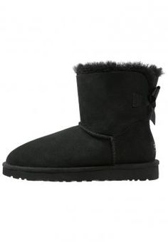 UGG Australia - MINI BAILEY BOW - Bottines - black