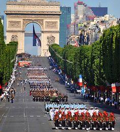 Bastille Day Parade, Paris