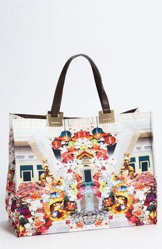 I'm speechless. Mary Katrantzou for Longchamp Handbag | Nordstrom