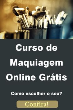 Curso de maquiagem online gratis pode ser tarefa difícil e você pode perder tempo e dinheiro se curso não for bom Beauty Make Up, Hair Beauty, Contour Makeup, Always Learning, Gorgeous Makeup, How To Make Hair, Diffuser, Digital Marketing, Beauty Hacks