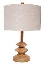Woodland Lamp Base