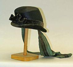Bonnet 1850-60 American