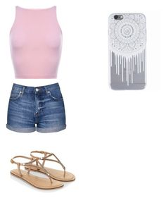 """Cute outfit"" by fungiral on Polyvore featuring Topshop and Accessorize"