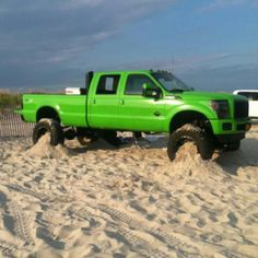 love the color! 6.7 Powerstroke but it would be better if it was a 7.3