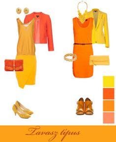 tavasz tipus narancsok