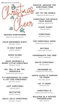 Holiday Decorating & My Christmas Playlist - christmas dekoration Christmas Time Is Here, Christmas Mood, Merry Little Christmas, Holiday Fun, Classic Christmas Songs, Christmas Quotes, Christmas Movies, Family Christmas, Christmas 2019