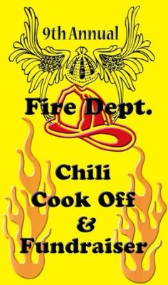 How to plan and host a Chili Cook Off for a fundraiser event.