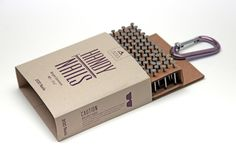 Handy nails is very clever #packaging PD