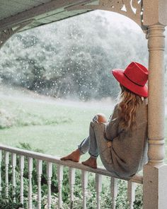 """Makenna Alyse McReynolds on Instagram: """"This perfect rainy day is making me so excited for my favorite season. """""""