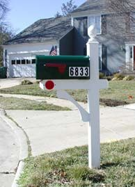 Mailbox Xpress Products, Custom Mailbox Installation Serving Northern Virgina, Maryland and DC 703-855-9471