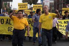 Jose Luna Galvez AFP propuestas