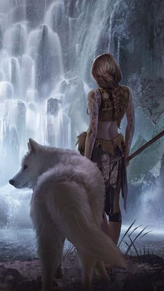 Women and Wolves: