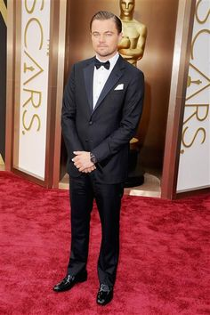 Does it even matter who #LeonardoDiCaprio is wearing? He looks #hot #hot #hot! See more #sexy #Oscars #guys on Wonderwall: http://on-msn.com/1dR67ex