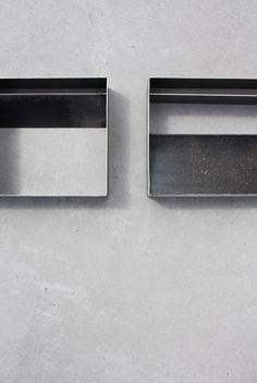 Steel sculpture structural art JASMINE MCCRACKEN space