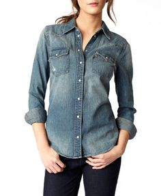 Denim Shirt - Levis of course!