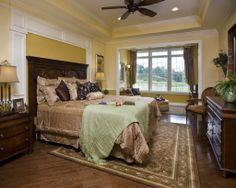 Comfortable master bedroom - Shannon Model #MyMcKeeHome