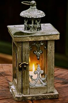 Old Lamp by Phillipp Arnold, via
