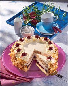 Unser beliebtes Rezept für Amarena-Kirsch-Torte und mehr als 55.000 weitere kostenlose Rezepte auf LECKER.de.