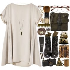 """White Winter Hymnal"" by chelseapetrillo on Polyvore"