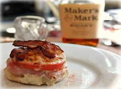 The Kentucky Hot Brown open-faced sandwich is a Kentucky Derby recipe tradition! Served hot with ham or turkey, cheese sauce and bacon, it's perfect for a party