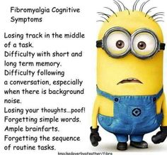 Fibromyalgia Cognitive Symptoms, Not just for fibro Fatigue Causes, Chronic Fatigue Symptoms, Chronic Fatigue Syndrome, Chronic Illness, Rheumatoid Arthritis, Adrenal Fatigue, Fibromyalgia Pain, Chronic Pain, Fibromyalgia Syndrome