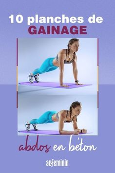 Hiit Workout At Home, Plank Workout, Running Workouts, At Home Workouts, Yoga Gym, Yoga Fitness, Lohr Am Main, Organizing Hacks, Body Challenge