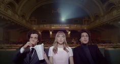 Jenny Palmer x Sparkle Style: Prada Candy L'Eau A film by Wes Anderson and Roman Coppola Starring Lea Seydoux
