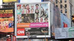 I am a Mormon Campaign in NYC