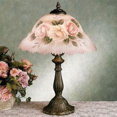 Beccalynn Table Lamp with CFL Bulb Light Cream Each with CFL Bulb
