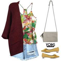 Yoins - fluffy cardigan