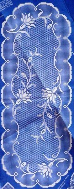 World Crochet Tablecloth 4 Zig Zag Crochet, Crochet Art, Thread Crochet, Filet Crochet Charts, Crochet Diagram, Basic Crochet Stitches, Vintage Crochet Patterns, Crochet Designs, Crochet Dollies