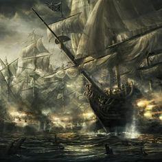 Epic Naval Battles