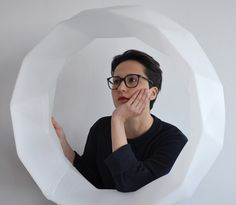 Round Window Frame printed with the KamerMaker l Amsterdam architects plan 3D-printed canal house