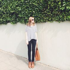 Alex of Dreams and Jeans wearing Reilly sunglasses in Marzipan Tortoise from Spring 2014