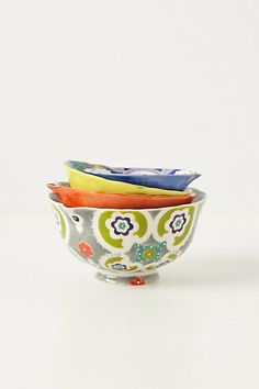 Okuno Measuring Cups ($36) | Lovely Hostess Gifts | The Mindful Shopper