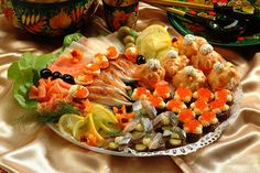 Zakuski (Russia) | 29 Heavenly Christmas Foods From Around The World
