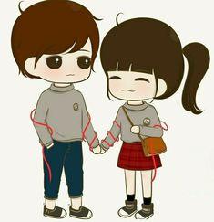 Love Cartoon Couple, Cute Love Cartoons, Funny Animal Videos, Funny Animals, Jokes For Kids, Kid Jokes, Meteor Garden Cast, Cute Couple Drawings, Cute Couple Wallpaper