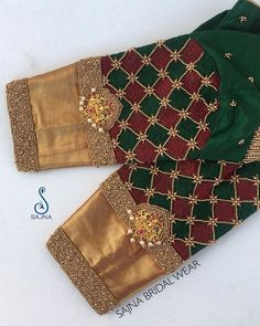 To get your outfit customized visit us at Chennai, Vadapalani or call/msg us at for appointments, online order and further… Cutwork Blouse Designs, Wedding Saree Blouse Designs, Fancy Blouse Designs, Blouse Neck Designs, Hand Work Blouse Design, Stylish Blouse Design, Maggam Work Designs, Designer Blouse Patterns, Chennai
